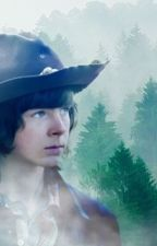 CARL GRIMES/ CHANDLER RIGGS IMAGINES by fuwafuwahime