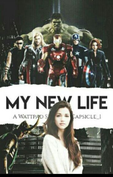 My new life (Avengers FF) by Capsicle_1