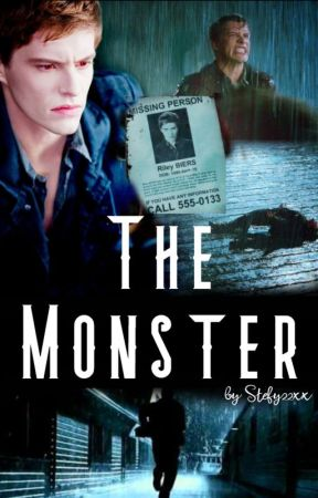 The Monster by Stefy22xx