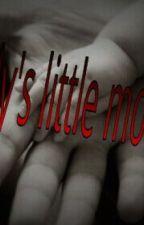 Daddys little monster by lilmissangel