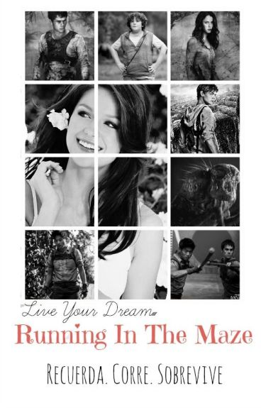 Running In The Maze (Minho) [Book 1]