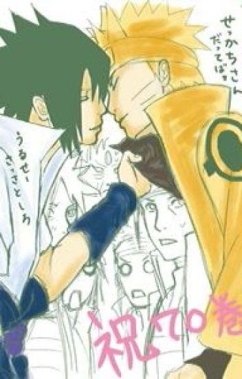 Sasuke x Naruto (boyxboy)