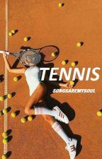 tennis // horan by songsaremysoul