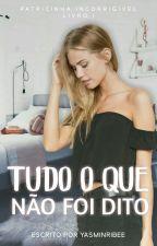 Patricinha Incorrigível [Livro 1] - [EM REVISÃO] by YasminRibee