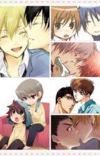 recomendación de animes yaoi by gabycaceres794