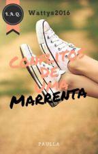 Conflitos De Uma Marrenta  by Paulla_