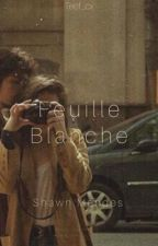 Feuille Blanche - Shawn Mendes by Teef_cx