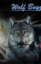 Wolf Boyz by MizRandomness125