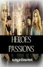Heros Passions Series by MercyRose