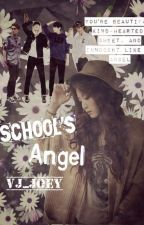 School's Angel (EXO and BTS fan fiction)  by vj_joey