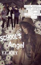 School's Angel (EXO and BTS fan fiction)  by vj_joey
