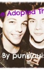 The Adopted Three (Larry) by punklouis