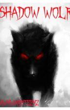 Shadow Wolf by awkwardteenz