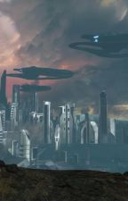 Halo Reach: The End of New Alexandria by DIEmondcreeper
