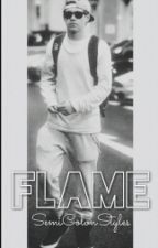 Flame by SemiColonStyles