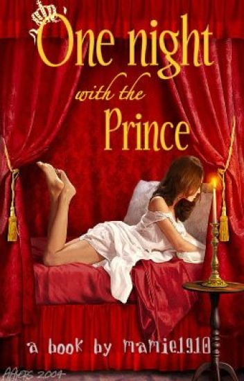 Wattpad Book Cover Sample : One night with the prince mamie wattpad