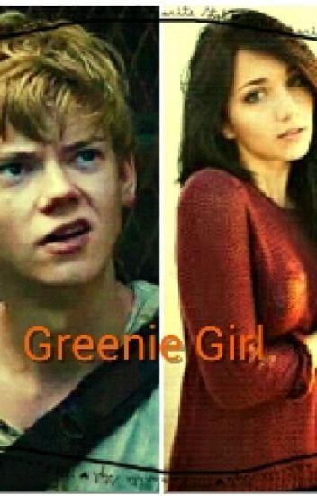 Maze Runner||Newt Love Story|| The Girl Greenie (Under Major editing)