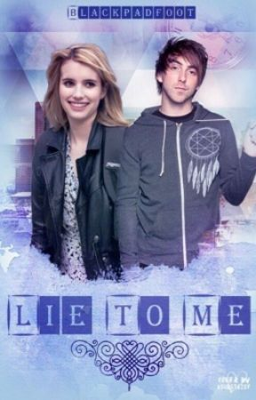 Lie To Me | alex gaskarth au by blackpadfoot