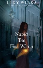 Nadia the Fire Witch  by LidyWilks