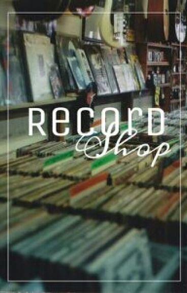 calum hood // record shop