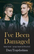 I've Been Damaged [matty healy + george daniel au] [boyxboy] by DaryTrapdashian
