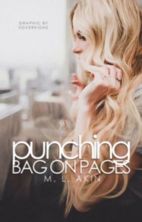 Punching Bag on Pages by MLAkin