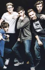 Los hijos de One Direction by male_fics99
