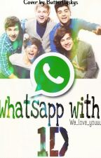 Whatsapp with One Direction by storylove_loving