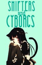 Shifters and Cyborgs by gracideaflower