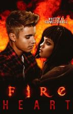 Fire Heart (Justin Bieber) by gomezshugz
