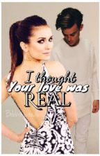 I thought Your love was real. Ft Dioni jurado Gomez by BobbieJurado