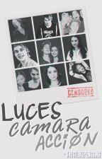Luces, cámara, acción » m.c. by JustLikePenguins