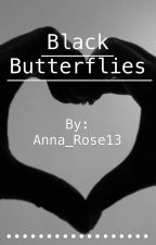 Black Butterflies by mespleendez