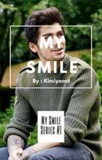 My Smile [ editing ] by kimiyamd