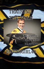 Training the Team (Dougie Hamilton) by BruinsGirl40