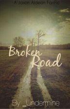 Broken Road by _undermine