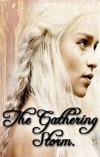 The Gathering Storm. The Hobbit fanfic. A Thorin Oakenshield love story. by TarynThorinsQueen