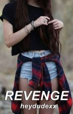 Revenge by heydudexx