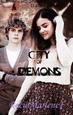 Shadowhuters: City of Demons [Sebastian Morgenstern] by rociomarlenef