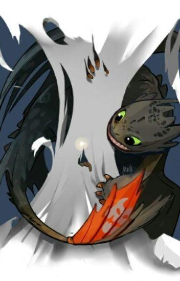 On dragon wings (Hiccup x reader) - mangaanimefanforlife