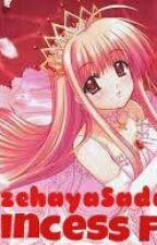Princess Fire by KazehayaSadako