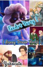 FanArt Party ! ( Disney Dream Works) by Dieutesse