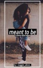 Meant to be || c. d. || #wattys2016 by maggie_alexis_