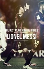 LIONEL MESSI by ansarkhan12