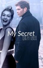 My secret crush |Klaus Mikaelson| by Gramei