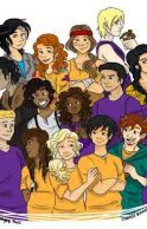 Los Heroes del Olimpo. ¿Verdad o Atrevimiento? ~Editando~ by Fannabeth