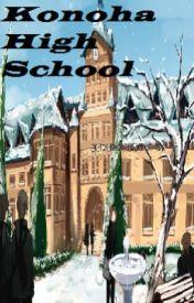 Konoha High School by Sango55