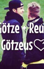 Götze + Reus = Götzeus 'ABGESCHLOSSEN' by mrsreus_