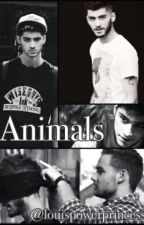 Animals (Stalker! Zayn) by louispowerprincess