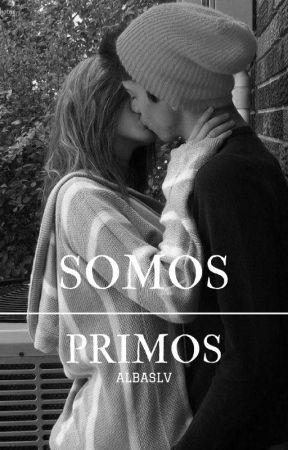 Somos Primos.  by Albxsvrr